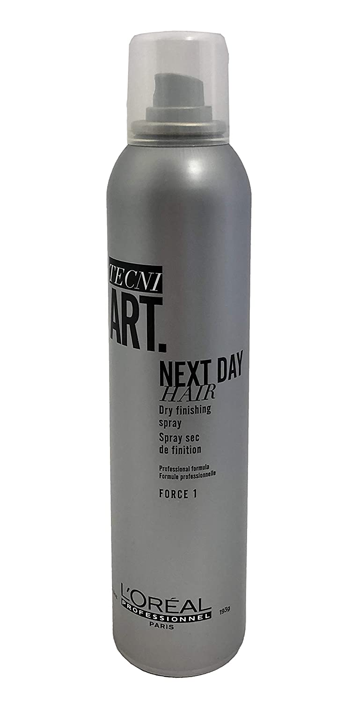 L'oreal Tecni Art Wild Stylers Next Day Hair Dry Finishing Spray 6.8oz