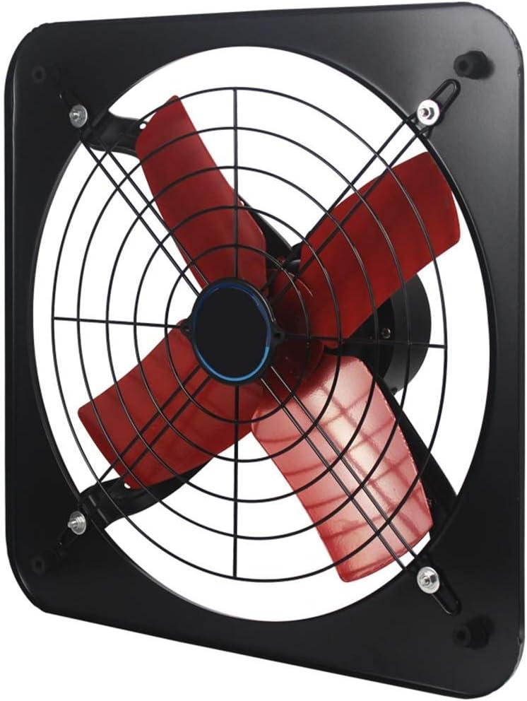 Ventiladores de Escape Potente ventilación silenciosa de la Ventana Ventilador de Escape Cocina Industrial