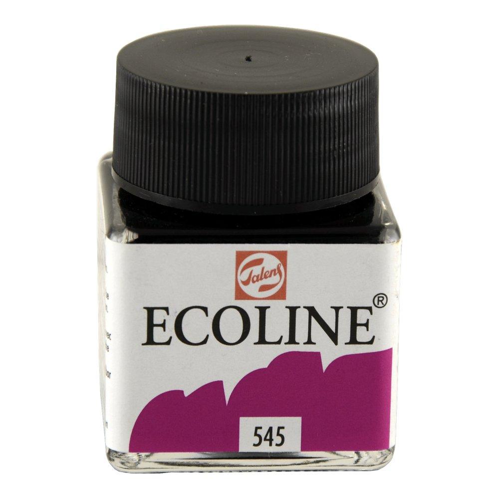 Ecoline Royal Talens Ecoline 液体水彩絵の具 30 Ml レッド 11255450 B008D1L4SK 30 Ml|Red Violet Red Violet 30 Ml