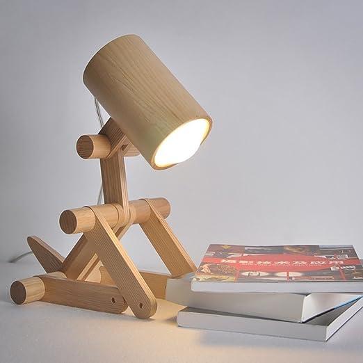 Pumpink Lámpara de mesa Luz de escritorio Simple Minimalista ...