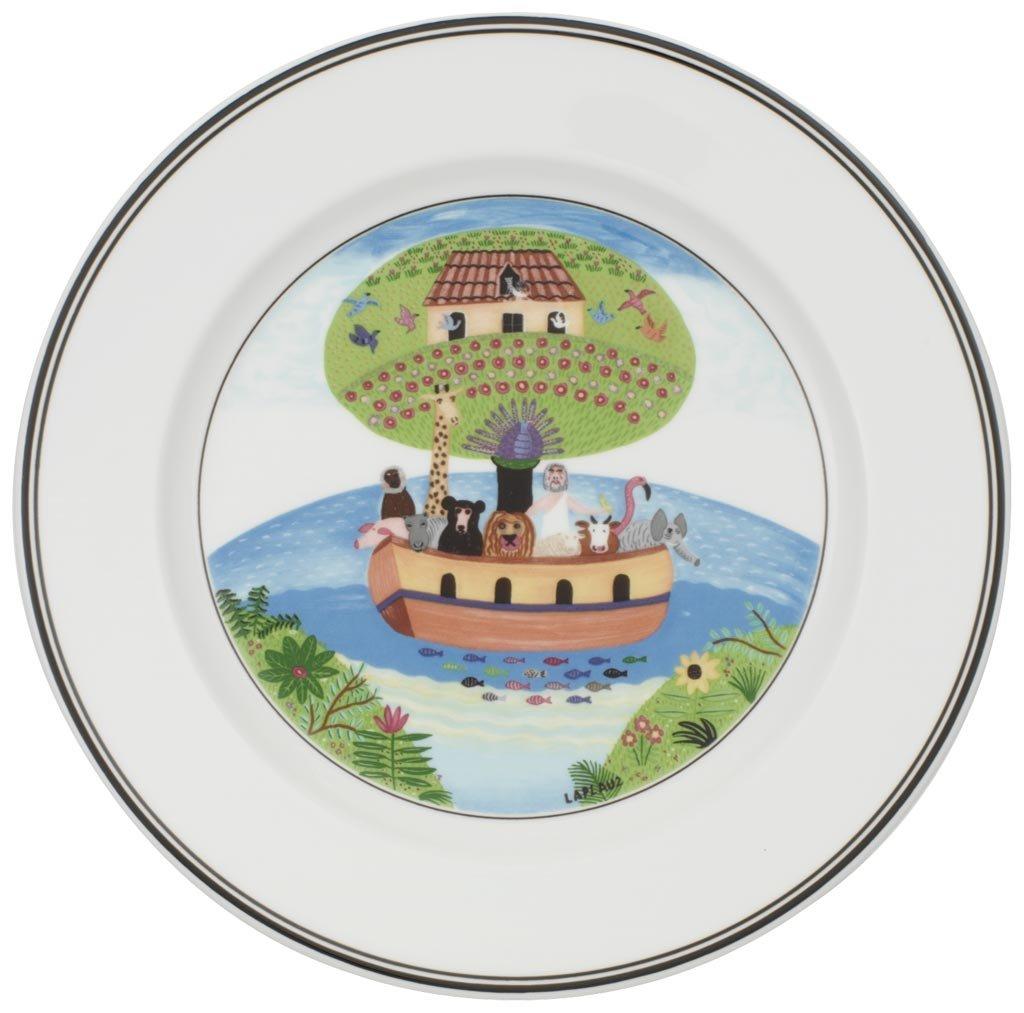 Villeroy /& Boch Design Naif Fr/ühst/ücksteller Arche Noah Premium Porzellan