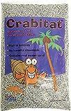 CaribSea Aquatics SCS00603 Crabitat Hermit Crab Sand, 2.2-Pound, Black