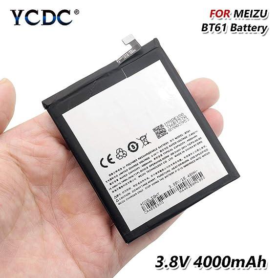 Amazon com: Premium BT61 Battery for Meizu M3 Note L681C L681H L681Q