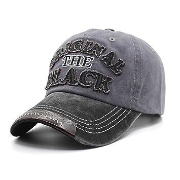 HCPEPLE Gorra de béisbol Sombreros de Mujer para Hombres Gorras de ...