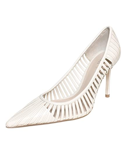 2ff40cc2be6f Zara Women s Strappy high-Heel Shoes 1206 001  Amazon.co.uk  Shoes ...