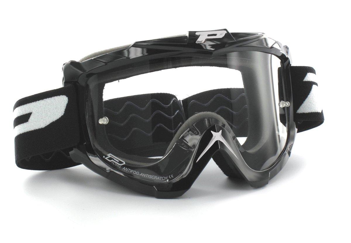 Progrip - Occhiali da Motocross 3301 Basicline, Nero PZ3301NE11