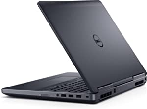 Dell Precision M7720 Intel Core i7-7820HQ X4 2.9GHz 32GB 1TB 17.3 pulgadas, Black (Renewed)