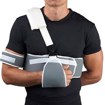 Amazon.com: OTC Sling Swathe Shoulder Immobilizer, Upper Arm ...