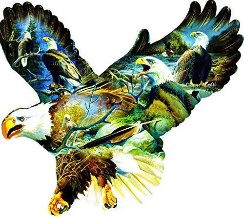 SunsOut Eagle Majesty