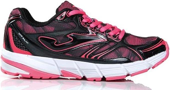 Joma Vitaly Zapatillas De Running, Mujer, Fucsia, 41: Amazon.es: Ropa y accesorios
