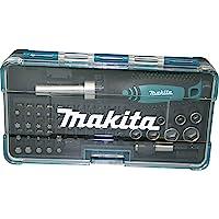 Makita B-36170 47 st Rachet & bit-set, flerfärgad
