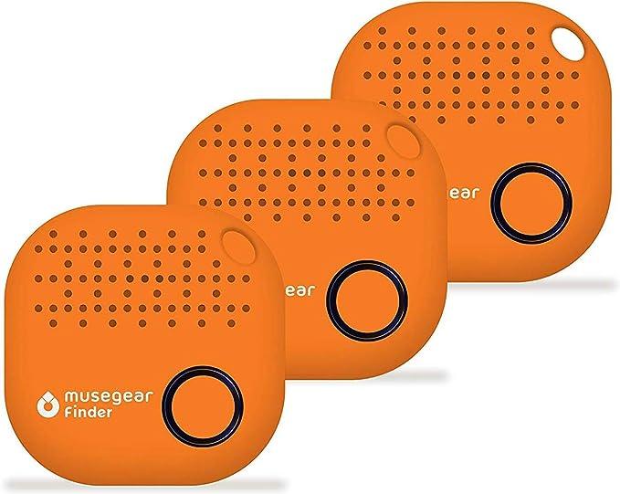 93 opinioni per musegear® localizzatore Chiavi Bluetooth- Arancio -3 Pacchetto- Volume 3 Volte