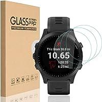 HEYUS [3 Pack] for Garmin Forerunner 945 Screen Protector 9H Hardness Scratch Resistant Anti-Bubbles Anti-Fingerprint…