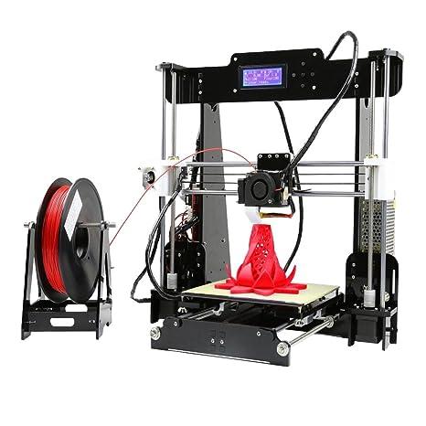 MagiDeal Anet A8 Impresora 3D Prusa I3 DIY Kit Kit de Montaje de ...