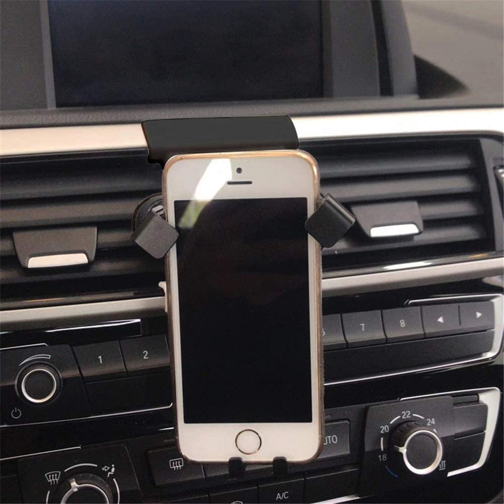 YUZHONGTIAN for BMW 1 Series F20 F21 2012-2019 2 Series Coupe F22 2014-2017 Car Accessories Rotational Smartphone Holder Air Vent Car Holder
