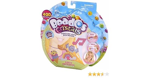 Beados Crystals Pack Pendientes de fiesta (Famosa) (700013991) , color/modelo surtido: Amazon.es: Juguetes y juegos