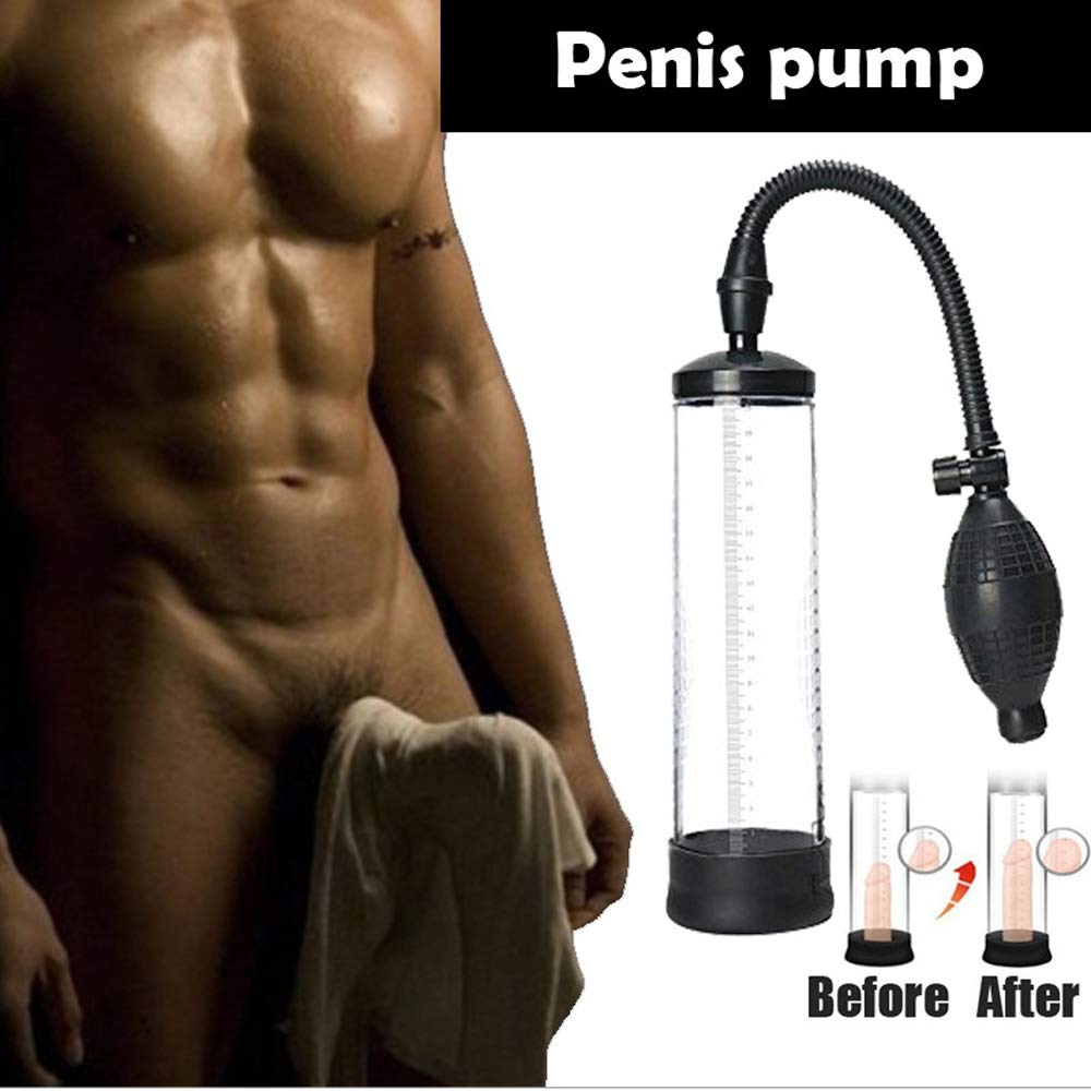Penis pump before and aftter pictures