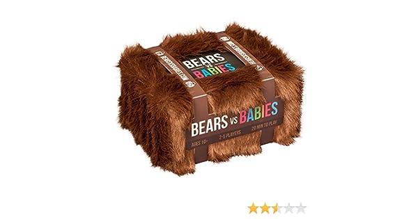 Juguetes Exploding Kitten Card Game Bear VS Babies Gatitos Board Card Juego Naipes: Amazon.es: Juguetes y juegos