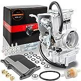 yamaha 350 bruin carburetor - 1PZ W35-CA1 Carburetor Carb for Yamaha Warrior 350 YFM350 1987 1988 1989 1990 1991 1992 1993 1994 1995 1996 1997 1998 1999 2000 2001 2002 2003 2004