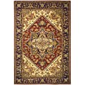 Safavieh Heritage HG625A Area Rug - Red