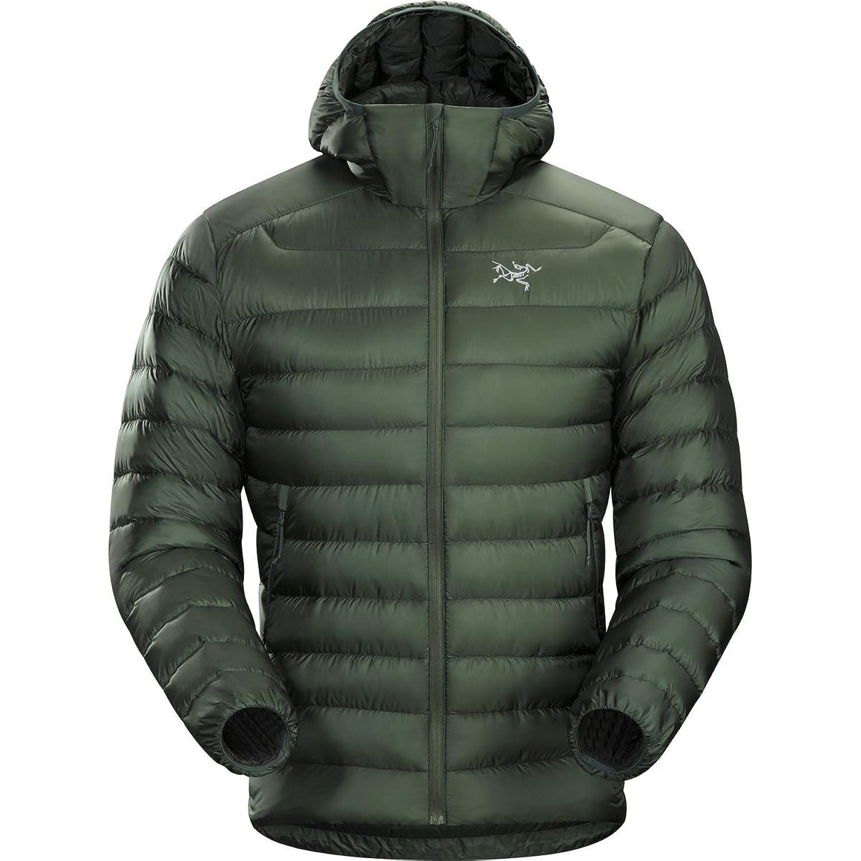 アークテリクス アウター ジャケット&ブルゾン Cerium LT Hooded Down Jacket Cypress 12c [並行輸入品] B0757MDK6D L