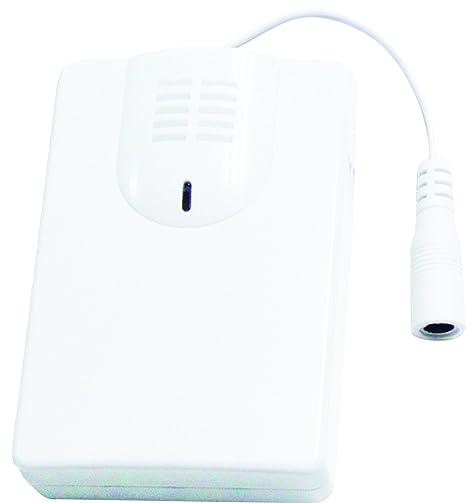 Secyour - Detector de Rotura de Cristal, Color Blanco