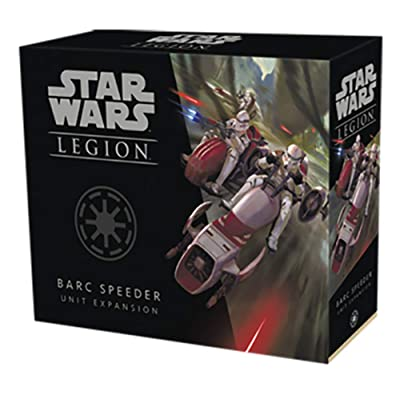 Star Wars Legion: Barc Speeder Unit Expansion: Toys & Games