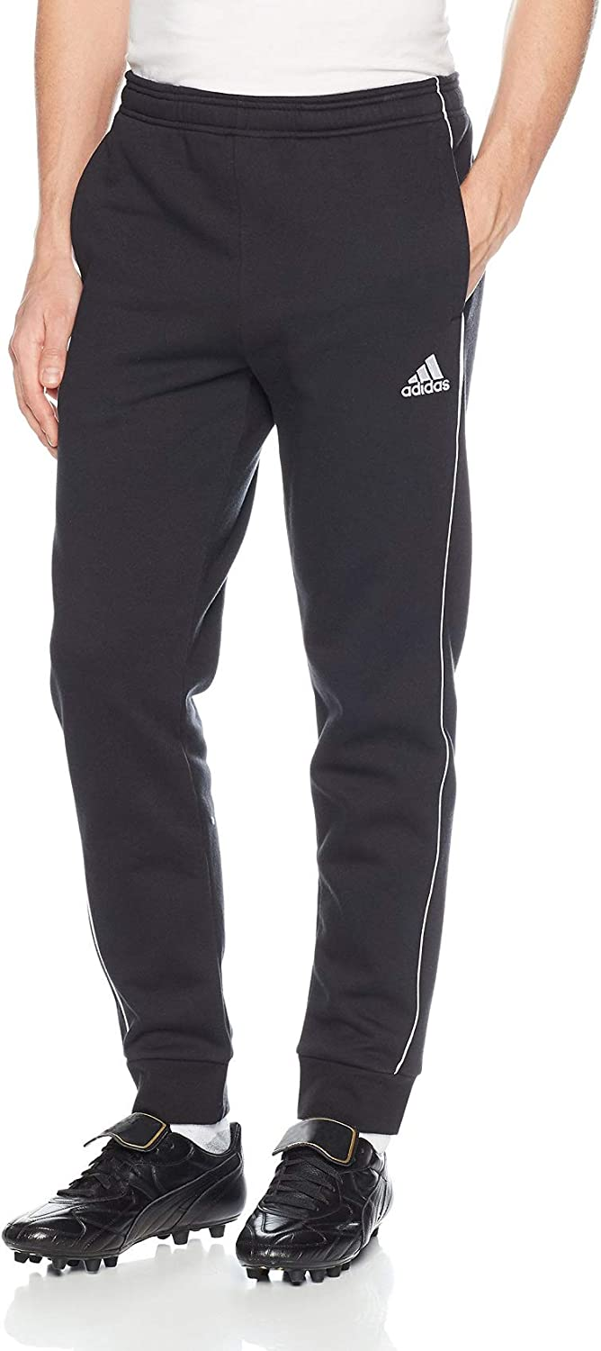 adidas Men's Core 18 AEROREADY Slim Fit Full Length Soccer Training Joggers Sweatpants
