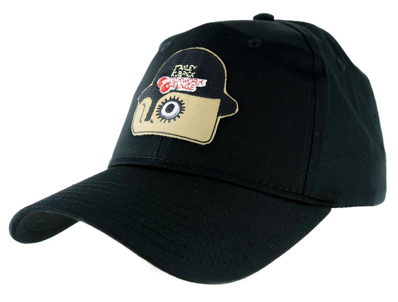 89aae6f8e2a80a Amazon.com: A Clockwork Orange Hat Baseball Cap Alternative Clothing  Stanley Kubrick: Clothing
