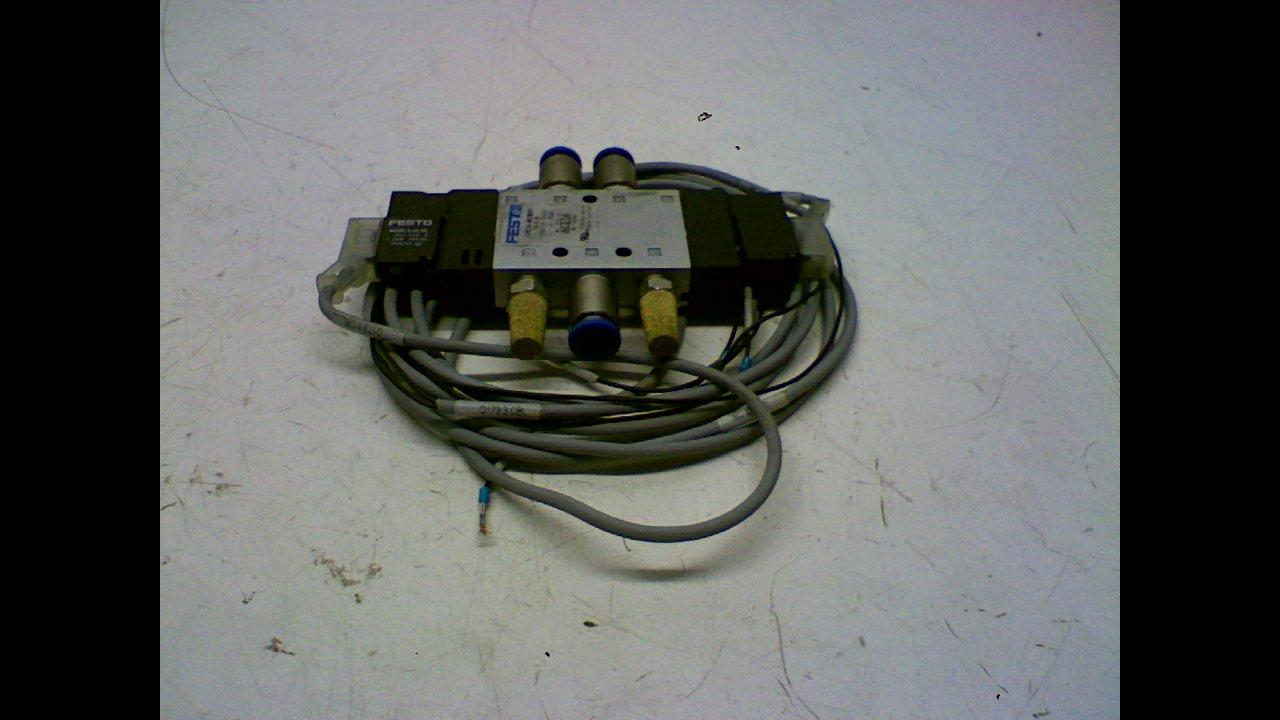 Festo 196939 Model CPE14-M1BH-5J-1/8 Solenoid Valve