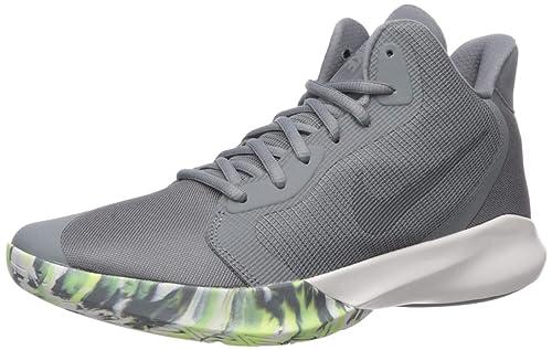 Nike Precision III, Zapatillas de Baloncesto para Hombre: Amazon ...