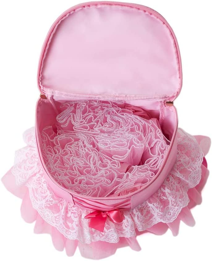 Meeyou Girls Ballerina Dance Duffle Bag