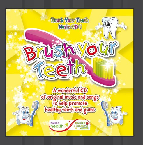 Price comparison product image Brush Your Teeth - Music CD 1 (2-4yrs)