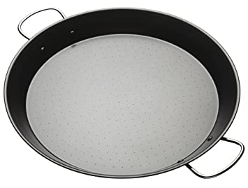 Kitchen Craft KCPAELLA40NS - Paellera antiadherente (40 cm): Amazon.es: Hogar