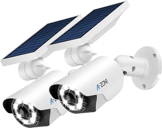 Luz Solar Exterior 208LED Luces LED Solares Exteriores 270/º lluminaci/ón Focos Solares Exterior Impermeable Aplique Lampara Solar para Exterior Jardin 3 Modos con Sensor de Movimiento