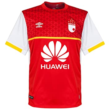 2015-2016 Independiente Santa Fe Home Umbro Football Shirt: Amazon.es: Deportes y aire libre