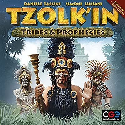Tzolkin Tribes and Prophecies: Toys & Games