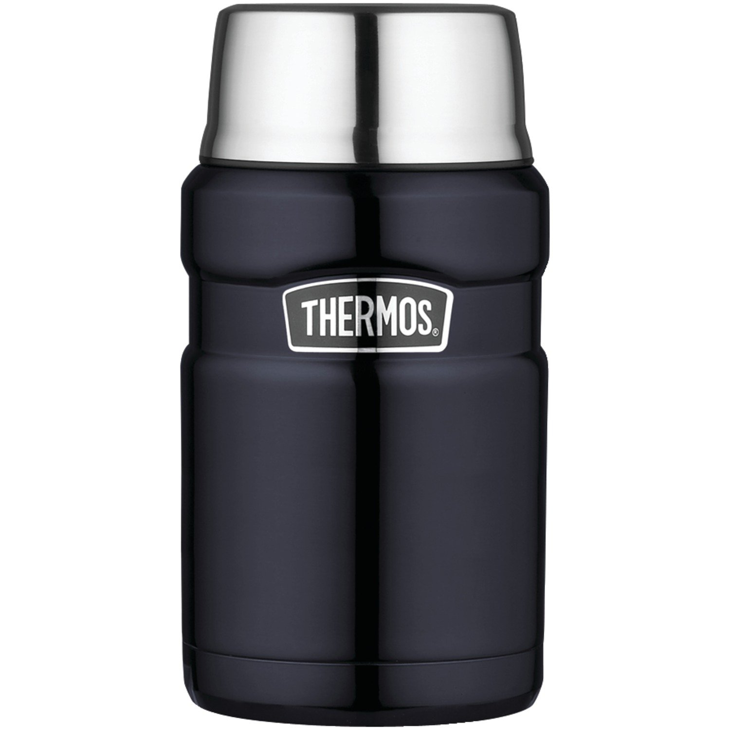 Thermos Stainless King 24 Ounce Food Jar, Midnight Blue by Thermos