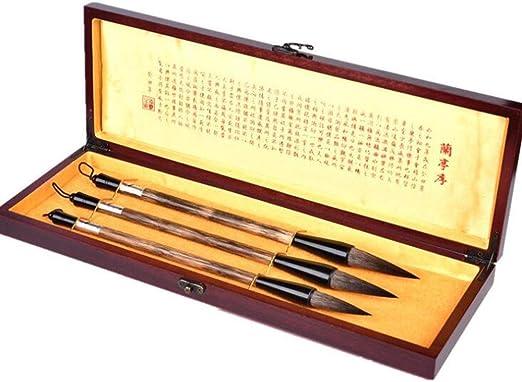 Pincel De Caligrafía, Pinceles De Pintura De Escritura China ...