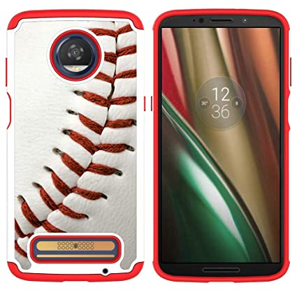 Amazon.com: Moto Z3 Funda, Moto Z3 Play Case – Patrón de ...