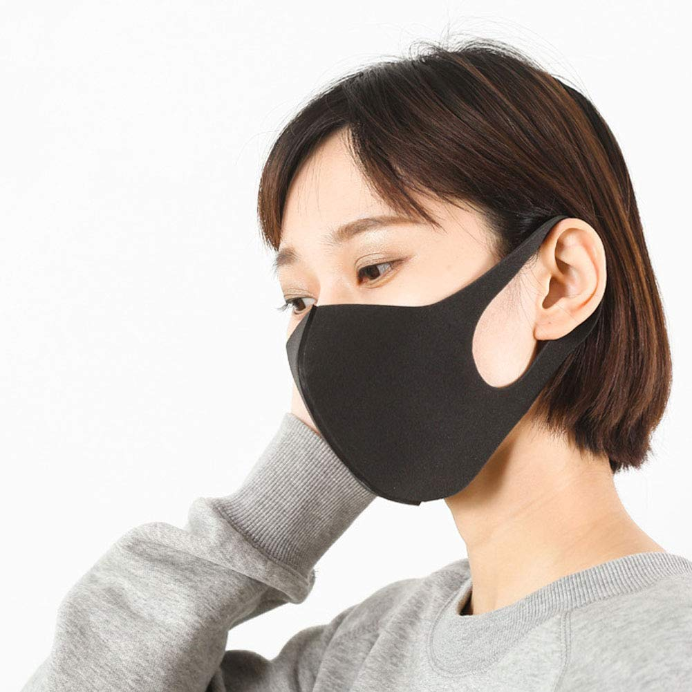 Amazon.com: Protective Face Mask With Comfortable Earloops (Multiple  Colors): Handmade