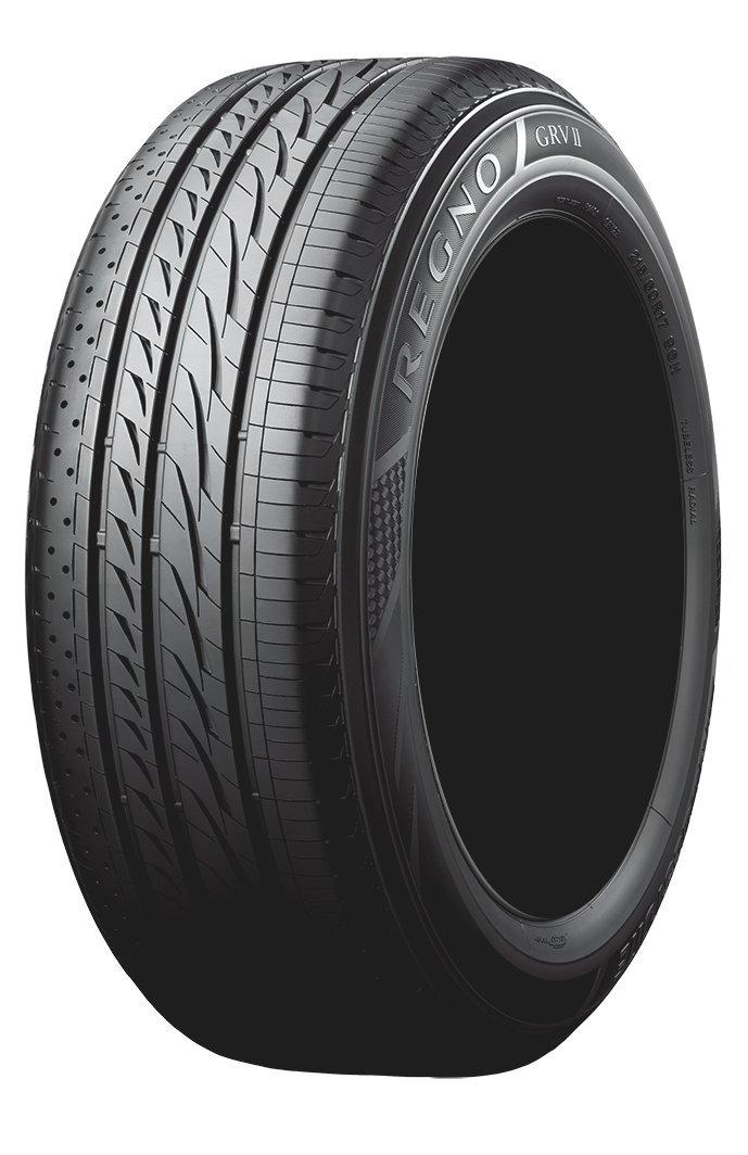 BRIDGESTONE サマータイヤ単品 REGNO GRV II 225/45R18 95W XL [レグノ] B01E6FL5H6