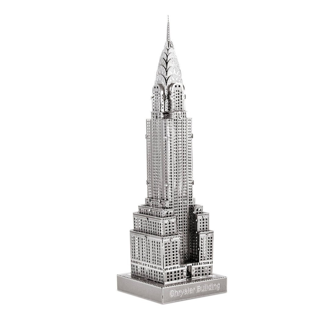 Fascinations Metal Earth: ICONX: Chrysler Building ICX014