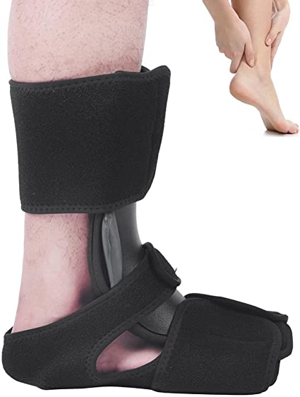 Healifty Ankle Brace Plantar Fasciitis Foot Sock With Arch Support Reduces Swelling Size S//M