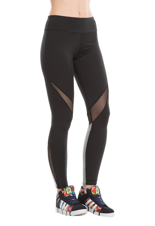 Manstore Women's Tights Active Yoga Running Pants Workout Leggings Yoga Gym Capri Leggings Pants