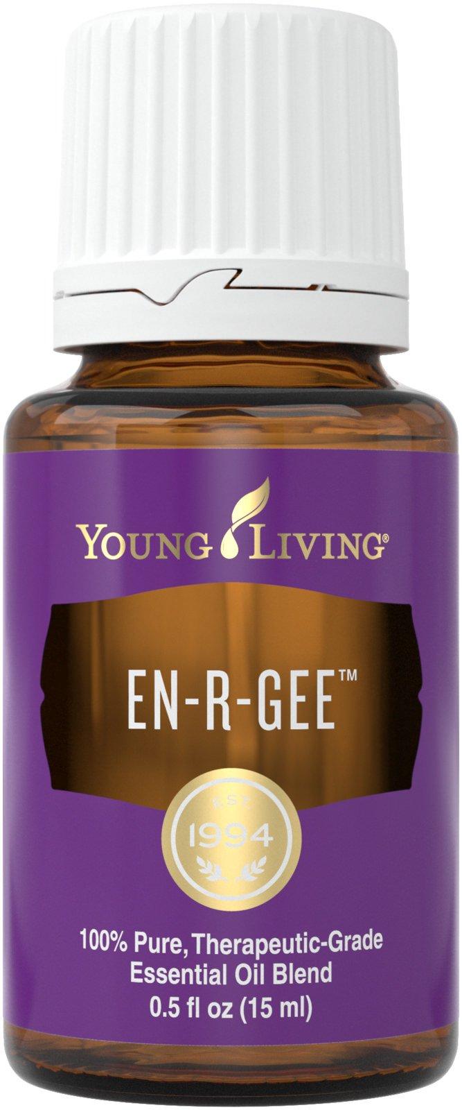 En-R-Gee Essential Oil 15ml by Young Living Essential Oils by Young Living