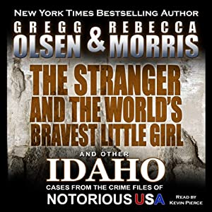 The Stranger and the World's Bravest Little Girl Audiobook