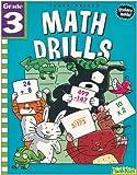 Math Drills: Grade 3 (Flash Skills), Flash Kids Editors, 1411499034