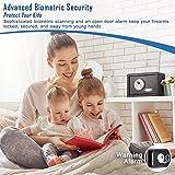 BARSKA AX11620 Biometric Fingerprint Mini Security