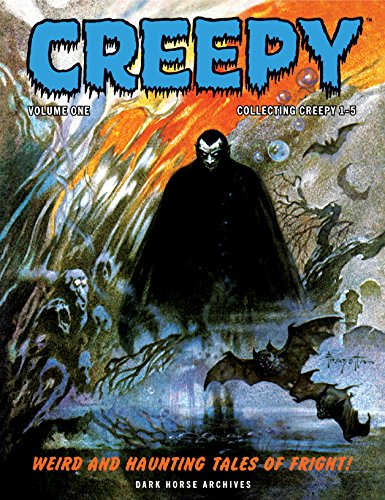 Creepy Archives Volume 1: Collecting Creepy 1-5 -